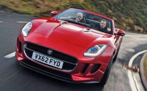 F-type Jaguar er nå på veien, men vil neppe bli den vanligste på norske veier ...