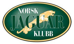 Norsk Jaguar Klubbs logo er laget av designer Stein Tore Sørli, en av klubbens aller tidligste medlemmer.