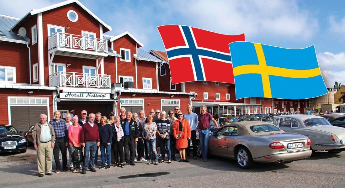 Ny Sverigetur – meld deg på! Bildet er fra fjorårets suksess.