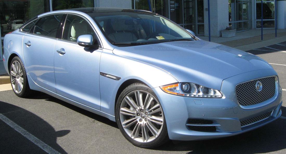 Jaguar XJ – tradisjonen føres videre.