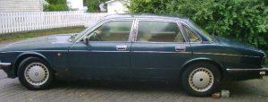 Daimlel prosjektbil til salgs i Tønsberg.