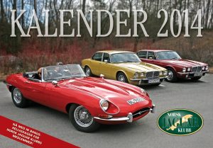 Klubbens kalender kommer med julenummeret hvert år.