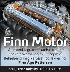 Finn Motor
